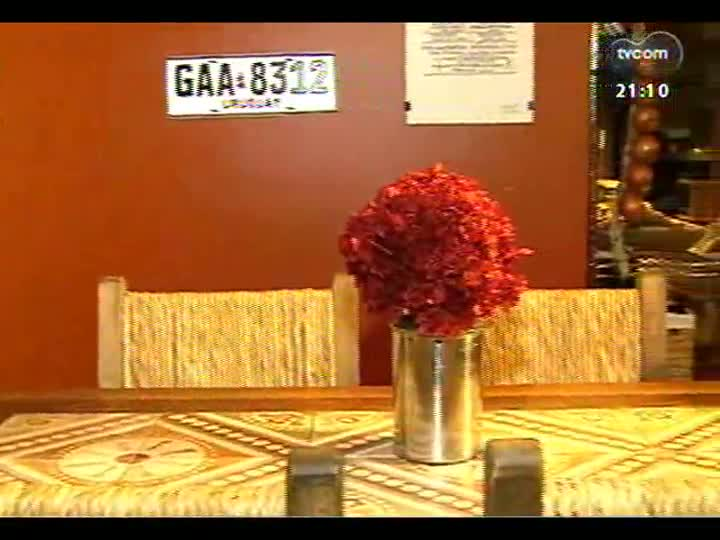 TVCOM Tudo Mais - O quadro Tudo+ Casa mostra um casarão de 1925 que virou condomínio em Porto Alegre