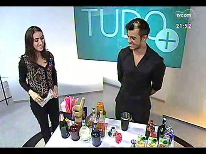 TVCOM Tudo Mais - Dicas de drinks para o Dia dos Namorados