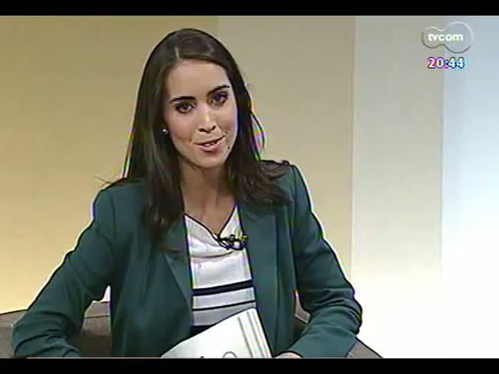TVCOM Tudo Mais - Estreia do quadro das quatro jornalistas do Clube da Bolinha, no TVCOM Tudo+