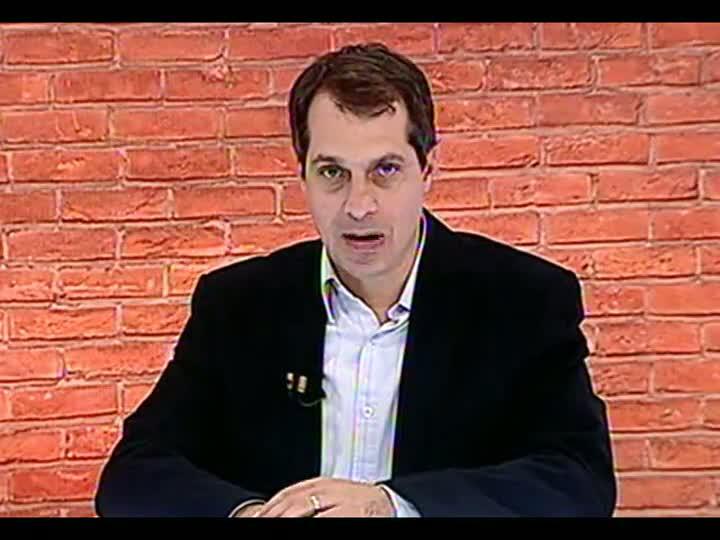 Mãos e Mentes - Superintendente cultural da Fundação Iberê Camargo, Fábio Coutinho - Bloco 1 - 01/07/2013