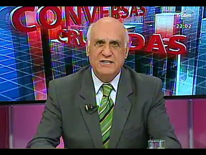 Conversas Cruzadas - Um debate sobre os principais itens em discussão da reforma política - Bloco 1 - 23/07/2013