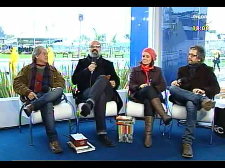Café TVCOM - Troféu Guri e grandes poetas gaúchos - Bloco 1 - 24/08/2013