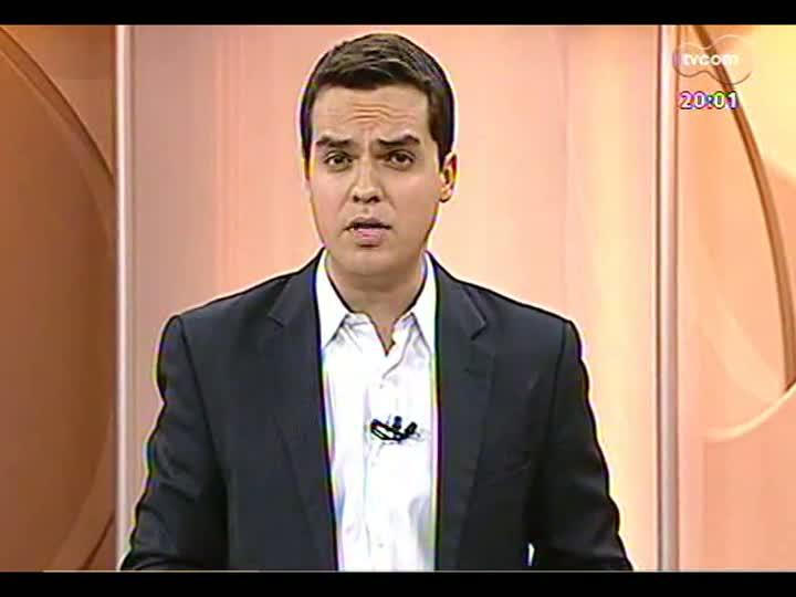 TVCOM 20 Horas - Equipe foi conferir o estado de algumas árvores de Porto Alegre - Bloco 1 - 02/09/2013