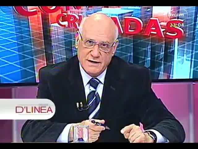 Conversas Cruzadas - Advogados fazem análise da do julgamento do Mensalão - Bloco 4 - 18/09/2013