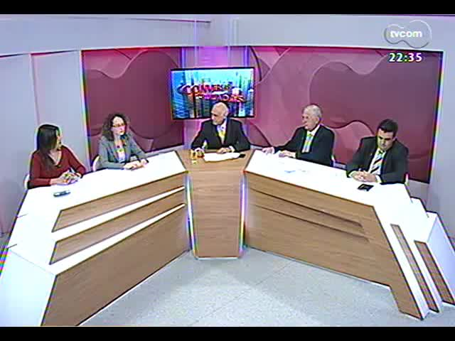 Conversas Cruzadas - Debate sobre a investigação da polícia com crimes cometidos durante protestos em Porto Alegre - Bloco 2 - 02/10/2013