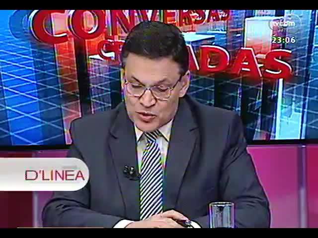 Conversas Cruzadas - Debate sobre o reajuste proposto pelo governo para o salário mínimo regional - Bloco 4 - 19/11/2013