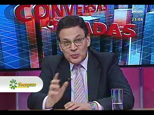 Conversas Cruzadas - Vereadores da Capital fazem um balanço das atividades legislativas de 2013 - Bloco 4 - 05/12/2013