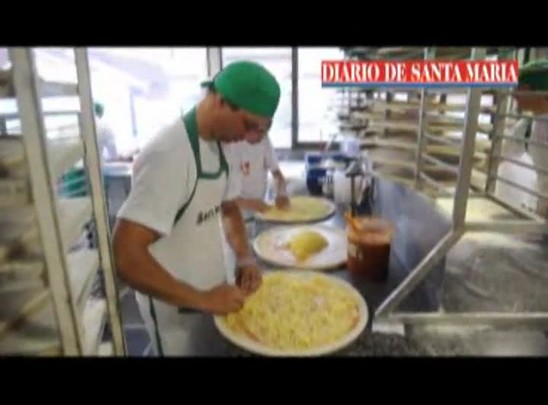 Uma Santa Maria de Oportunidades: Santa Mania Super Pizzas