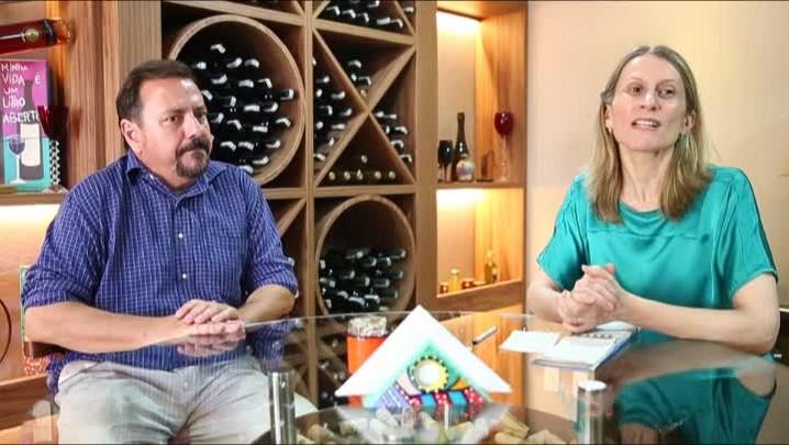 Estela entrevista - Acari Amorim