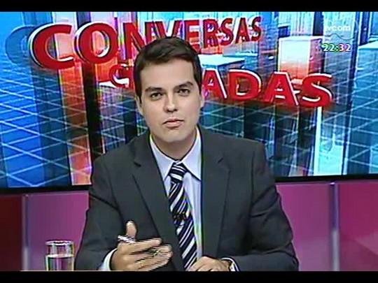 Conversas Cruzadas - Os problemas de estrutura do Corpo de Bombeiros do Estado - Bloco 2 - 26/02/2014