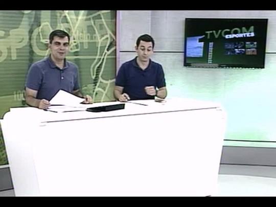 TVCOM Esportes - 3º bloco - 14/03/14