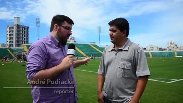 DC Esportes em Pauta: As dúvidas de Vinícius Eutrópio no Figueirense