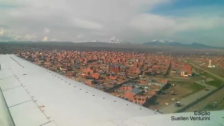Fotógrafo do Santa faz reportagem especial após viagem pela Bolívia e Peru