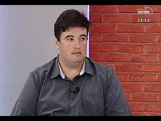 Mãos e Mentes - Empresário e proprietário do restaurante Gambrinus João Alberto Cruz de Melo - Bloco 3 - 24/03/2014