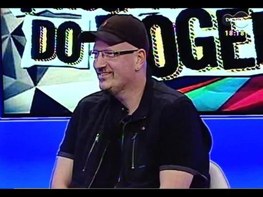 Programa do Roger- Cinema: Lucas Gonzaga, Editor de filmes - Bloco 3 - 26/03/2014