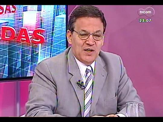 Conversas Cruzadas - Debate sobre ao grande número de homicídios dolosos no Brasil comparados ao mundo - Bloco 4 - 11/04/2014