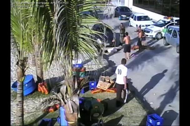 Confusão deixa um morto e dois feridos em Canasvieiras
