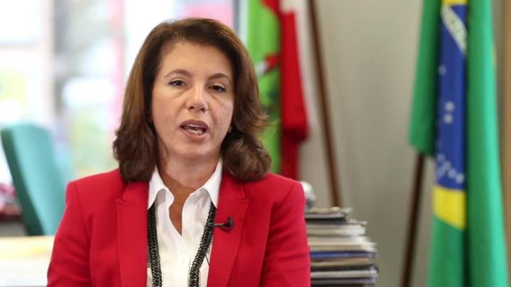 Primeira mulher a frente da Secretaria de Desenvolvimento Ecônimico Sustentavel fala sobre seus novos desafios