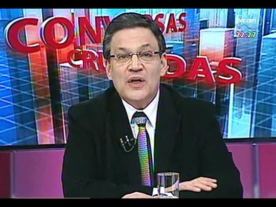 Conversas Cruzadas - Debate sobre a greve dos funcionários municipais - Bloco 2 - 05/06/2014