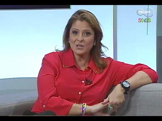 TVCOM Tudo Mais - \'Tudo+ 360\': Conversa com a bailarina Tatiana A\'Virmond