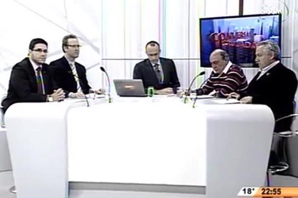 Conversas Cruzadas - Contrato de restauração ponte hercilio luz - 4º Bloco - 01/07/14
