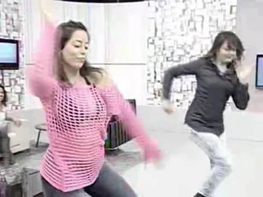 TVCOM Tudo+ - Dança - 30.07.14