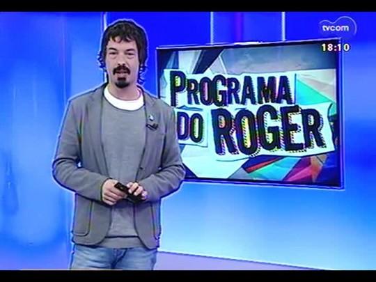 Programa do Roger - Lojinha do Roger + The Jalmas - Bloco 3 - 08/08/2014
