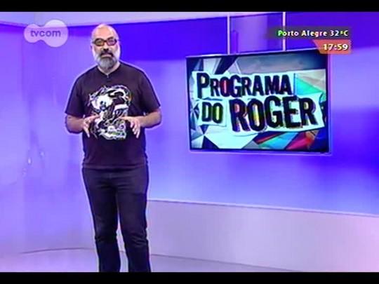 """Programa do Roger - Trailer \""""Trinta\"""" Um filme de Paulo Machline - Bloco 2 - 09/09/2014"""