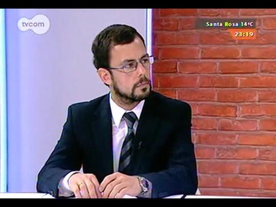Mãos e Mentes - Advogado, professor, mestre em ciências criminais e doutor em direito Jader Marques - Bloco 2 - 21/09/2014