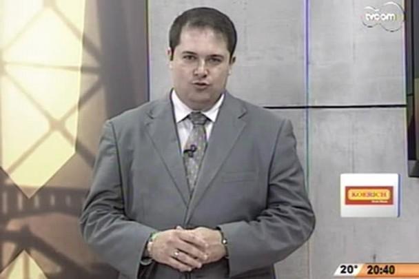 TVCOM 20 Horas - Começou a ser produzido o primeiro carro da BMW em Araquari - 3º Bloco - 30/09/14