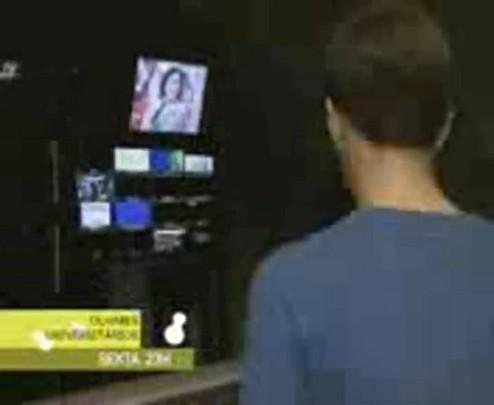 TVCOM 20h - Projeto de ampliação da Via Expressa - 1º bloco - 09.10.14