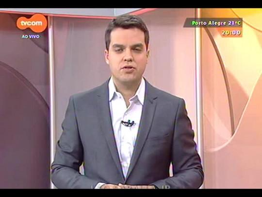 TVCOM 20 Horas - Senadora Ana Amélia fala sobre reunião sobre a renegociação da dívida do estado - 04/11/2014
