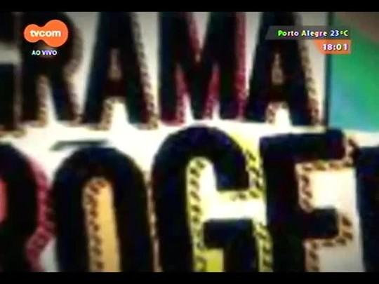 Programa do Roger - Dinamite Joe, banda - Bloco 2 - 06/11/2014