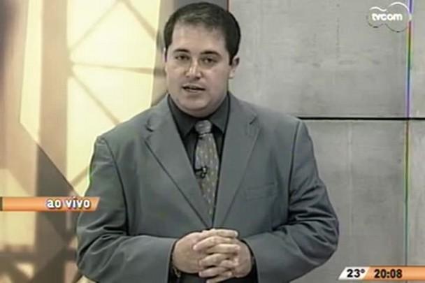 TVCOM 20 Horas - CDL realiza mutirão de conciliação a partir de segunda-feira - 25.11.14