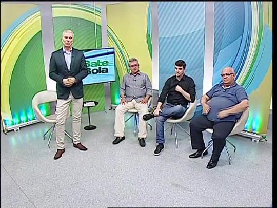 Bate Bola - As projeções para Grêmio e Inter em 2015 com a participação de Romildo Bolzan Jr. - Bloco 2 - 14/12/2014