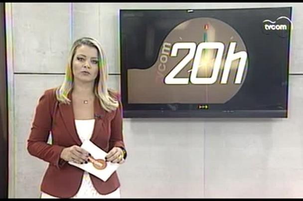 TVCOM 20 Horas - Aumento do movimento nas rodovias pelo Carnaval: medidas foram tomadas para evitar o trânsito - 12.02.15