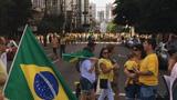 Protesto contra governo e corrupção mobiliza caxienses
