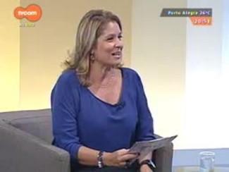 TVCOM Tudo Mais - Regina Lima entrevista a Banda do Mar
