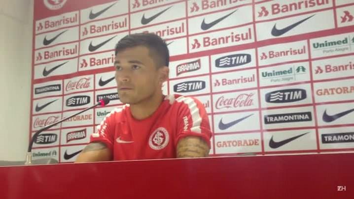 Aránguiz faz autoavaliação e fala sobre Libertadores
