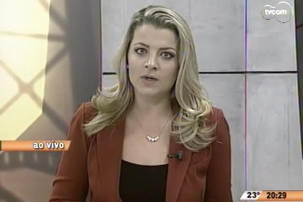 TVCOM 20 Horas - Tarifas dos ônibus municipais de São José serão reajustadas domingo - 24.04.15