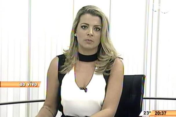 TVCOM 20 Horas - Fórum Internacional em Florianópolis debate Mobilidade Urbana - 28.04.15