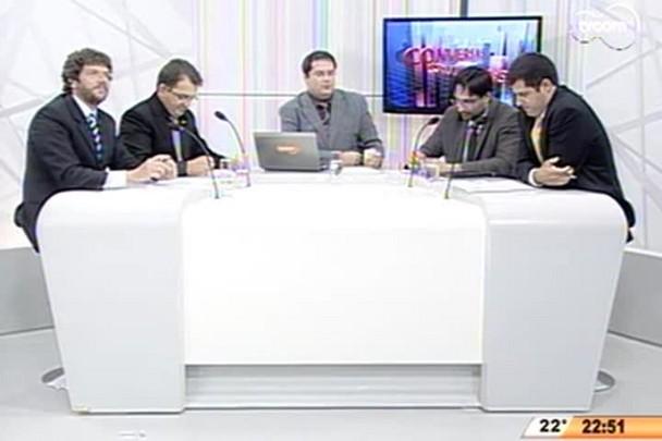 Conversas Cruzadas - Defensoria Pública em SC - 3º Bloco - 19.05.15