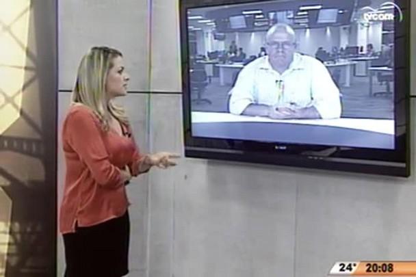 TVCOM 20 Horas - \'Fiquei surpreso\', diz diretor do HU sobre denúncias contra médicos - 10.06.15