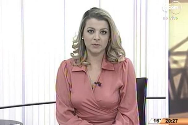 TVCOM 20 Horas - Especialista fala sobre os principais golpes dados na internet - 12.06.15
