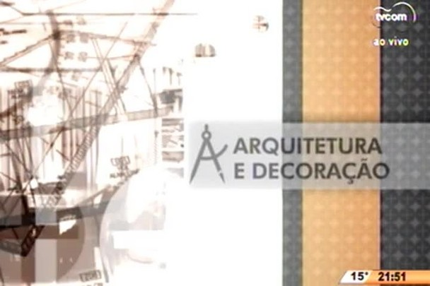 TVCOM Tudo+ - Biografia de Olga Krell, a dama da Decoração Brasileira, é lançada em SC - Quadro Arquitetura e Decoração - 23.06.15