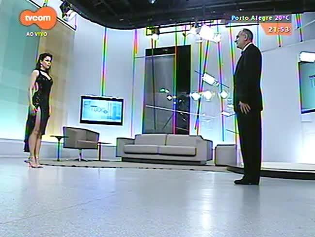 TVCOM Tudo Mais - 'Dança Comigo' revela como é fácil dar os primeiros passos no tango