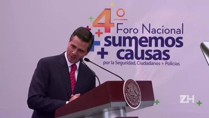 Presidente mexicano quer debater descriminalização da maconha