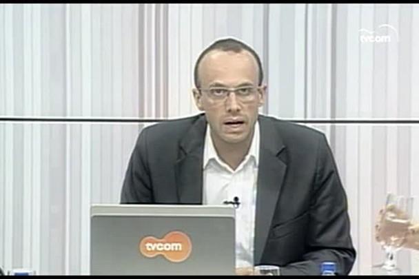 TVCOM Conversas Cruzadas. 1º Bloco. 24.03.16