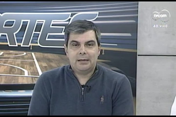 TVCOM Esportes. 4º Bloco. 17.05.16