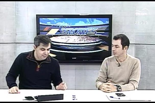 TVCOM Esportes. 3º Bloco. 01.07.16